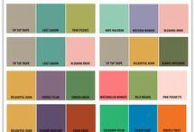 Farbkombinationen Stampin' Up!
