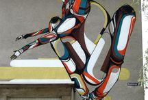 World of Urban Art : AMOSE
