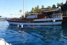 MELIS A / #gulet, #yacht, #bluevoyage, #yachtcharter, www.cnlyacht.com
