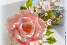flori modelate