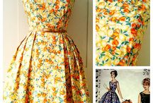 40's 50's Sewing
