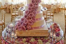 Cake table accesories