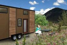 Transcend Tiny Homes / This is our Amsterdam 24 tiny home. It will be available for purchase in about two weeks.