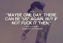 Wiz khalifa quotes ☁️