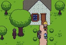 Towards The Pantheon Dev / Work In Progress pics of RPG Towards The Pantheon! www.connorlinning.com/ttp for more info! #rpg #gamedev #indiedev #indiegame #videogames #gameart #pixelart