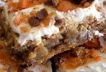 Splurge Recipes / Sugar, fried food, cream cheese, grease, all the food no no's