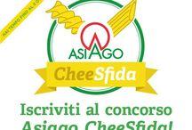 Asiago CheeSfida 2014 / L'edizione 2014 del Contest: prepara un piatto di pasta con il formaggio Asiago e iscriviti!