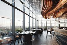 Interiors Restaurants