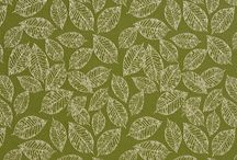 1940s chair fabric green