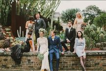 W e d d i n g : G u e s t s / Original wedding group photography.