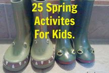 Spring/Learn Create and Play