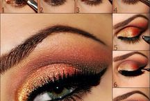 Make-up / Oog make up