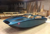Wooden Speedboat Ideas