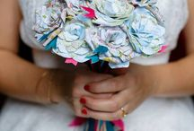 Non Flowers Bouquet | Weddings / by Serendipity Weddings & Nails