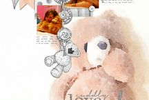 Dawn Inskip- pages by Yours Trully-