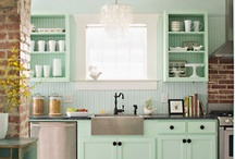 Kitchens / by Katie MacLennan