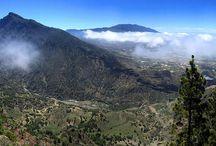 Walking on La Palma, Canary Islands