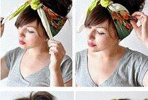 Turbans & Scarves (Hair)