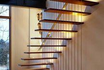 escaleras modernas para casa