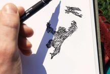 sketch raffa
