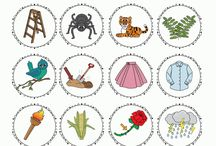 english for kids / english for kids some interesting games, cards, worksheets, board games, coloring pages,etc