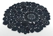 Outdoor rugs by Patricia Urquiola