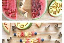 Kreativní ovoce