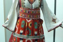 Macedonia traditional costume