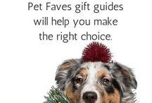 Gift Guides for Pets and Pet lovers / No clue what to get your favorite pet lover? Then you need to check out our gift guides with so many awesome gift ideas for pets and pet parents.