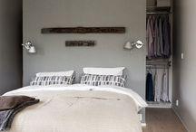 Chambre et dressing