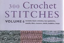 CROCHET / Handmade crochet creations, patterns, stitches, whatever will help you to improve your crochet skills.