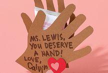 Teacher gifts / by Jennifer White