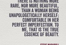 Essence of beautiful women