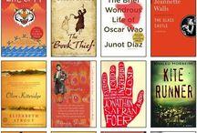Bookclub suggestions