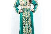 Luxury Kaftans / Handmade luxury kaftans by Biyadina  Moroccan brand