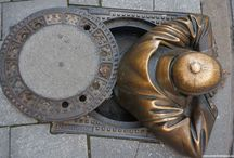 Bratislava Statues
