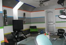 Wian game room
