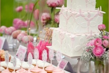 Wedding cakes / by Teresa Allen