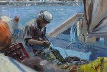 Keith Daniel art / Painter, Keith Daniel.KD