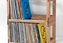 Organizzazione dischi