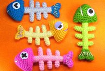 Crocheted toys :)