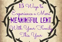More Meaningful Lent