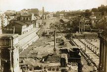 Foro Romano verso Colosseo
