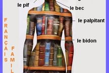 Le Corps / Parts of the Body / Resources for learning the parts of the body in French.