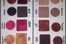 Cosmetics (Dupes) / Dupes, products I recomment, swatches