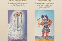 tarot, Top 10 cards