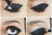 Makeup - Maquilhagem e manicure