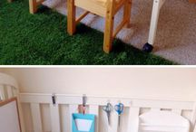 recycled childrens bed