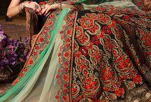 Bridal Lehengas / Best collection of Bridal Lehengas.