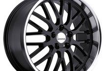 LUMARAI / LUMARAI exclusive alloy wheels